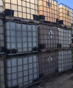 Oil Grade Poly IBC Tote